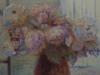 画室の紫陽花